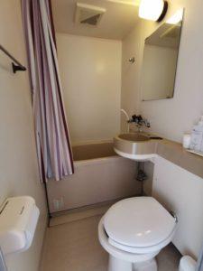 バストイレ付ツイン バス・トイレ