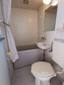 バストイレ付スイート バス・トイレ